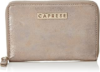 Caprese Lisa Women's Wallet (Soft Gold)