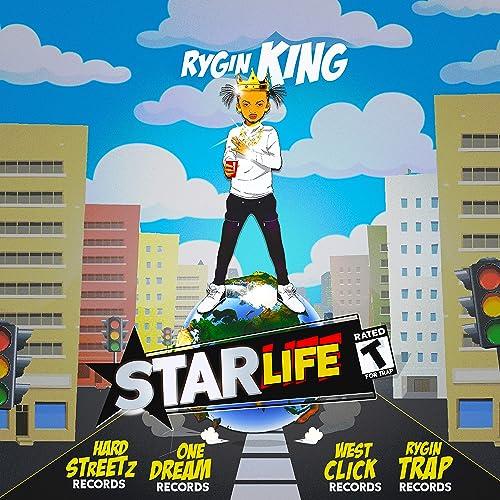 Star Life [Explicit] by Rygin King on Amazon Music - Amazon com