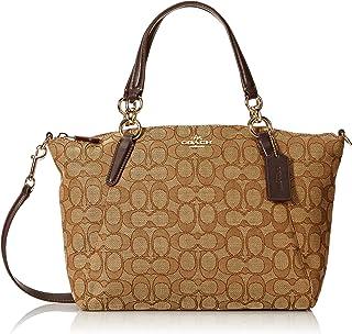 4c1976ab629e Amazon.com  Coach - Top-Handle Bags   Handbags   Wallets  Clothing ...