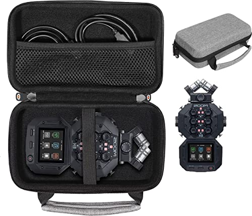 high quality getgear high quality case for Zoom H8 Portable Handy 2021 Recorder, All in one Accessories Handy Portable Travel case outlet online sale