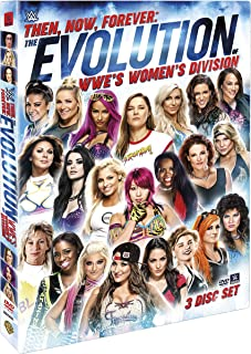 WWE: Then, Now, Forever: The Evolution of WWE's Women's Division (DVD)