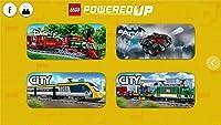 Accedi ai pannelli di controllo per la Batmobile telecomandata DC Super Heroes, il Treno merci LEGO City o il Treno passeggeri LEGO City. Controlla la velocità e la direzione dei tuoi veicoli LEGO con una varietà di interfacce. Aggiungi divertenti su...