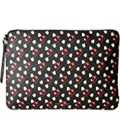 Marc Jacobs - Popcorn Scream Printed Coated Canvas Tech 13