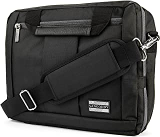 "El Prado 3-in-1 Messenger + Backpack + Briefcase for 10-10.6"" Tablets- Galaxy, Transformer Book/Pad, Yoga, Nexus, Others"