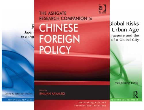 Rethinking Asia and International Relations (36 Book Series)