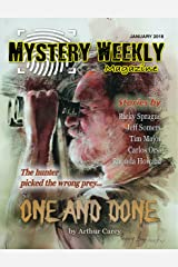 Mystery Weekly Magazine: January 2018 (Mystery Weekly Magazine Issues Book 29) Kindle Edition