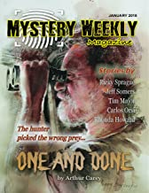 Mystery Weekly Magazine: January 2018 (Mystery Weekly Magazine Issues Book 29)