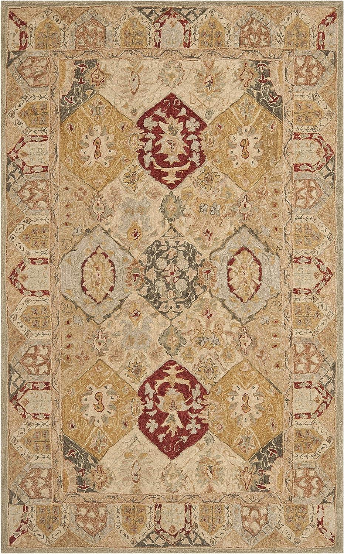 Safavieh Anatolia Collection AN530A Handmade Orienta Traditional Same day shipping supreme