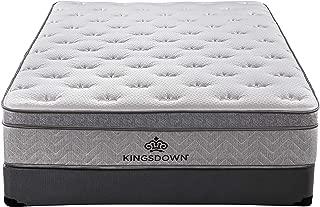 Kingsdown Mezzo 13-inch Firm Luxury Euro Top Mattress Queen