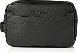 Calvin Klein Washbag for Men-Black