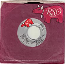 CARA, Irene / Out Here On My Own / 45rpm Record