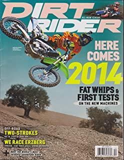 Dirt Rider Magazine October 2013