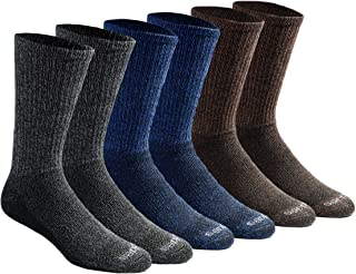 Men's Dri-tech Moisture Control Crew Socks Multipack