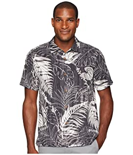 Paraiso Palms Camp Shirt