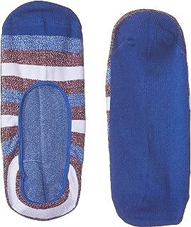 Jack & Jones Men's Jacbasic Stripe Noos Socks, in Nautical Blue, Size: One Size