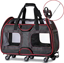 Best rolling pet carrier airline Reviews