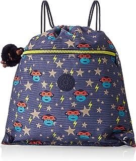 Kipling 凯浦林 Supertaboo 儿童运动包,45 厘米,15 升,多色(幼儿款海洛)