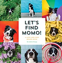 Let's Find Momo!: A Hide-and-Seek Board Book: 3