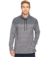 Tommy Bahama - Brush Back French Terry Funnel Neck Pullover