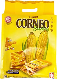 HUP SENG Corn Cracker, 200g