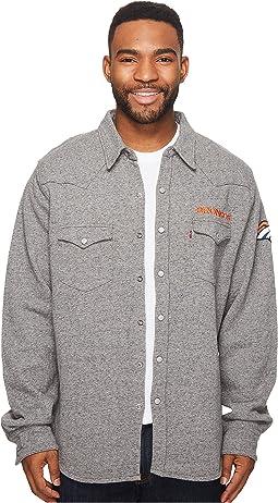 Levi's® Mens - Broncos NFL Western Sweatshirt