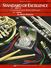 W21BSE - Standard of Excellence Book 1 - Eb Tuba
