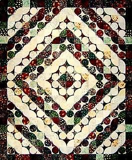 Happy Stash Quilts Braided World Quilt Pattern