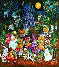 Trick or Treat Dogs 300 Piece Jigsaw Puzzle by SunsOut