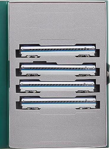 N 500 Shinkansen 4-voiture Add On Set