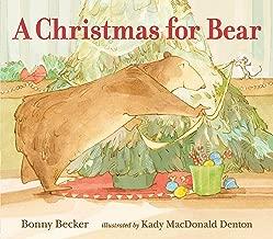 A Christmas for Bear (Bear and Mouse)