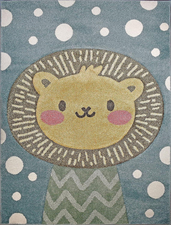 KC Cubs Boy Girl Modern Decor Carpet Rug and online shopping Multicolor gift C Area