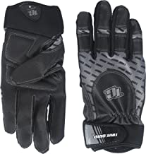 Big TIME Products 9898-23 Black/Grey Extreme Gloves, X-Large