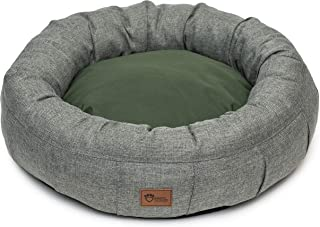 Superior Pet Goods Harley Thatch Dog Bed, Green, Large