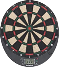 Arachnid Bullshooter Lightweight Electronic Dartboard with LCD Scoring Displays, Heckler..