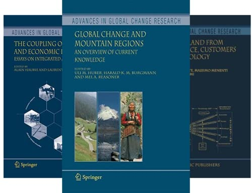 Advances in Global Change Research (50 Book Series)