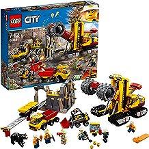 LEGO City- Mina Área de Expertos City Mining Lego Juego de Construcción, Multicolor, única (60188)