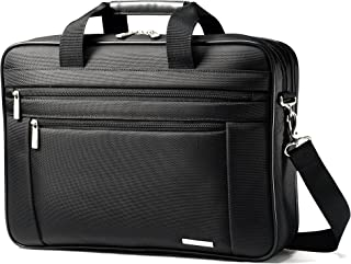 Classic Business Perfect Fit Two Gusset Laptop Bag - 15.6