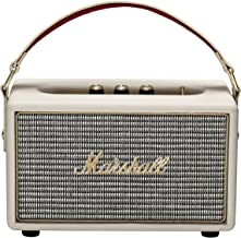 Marshall Kilburn Portable Bluetooth Speaker, Cream (4091190)