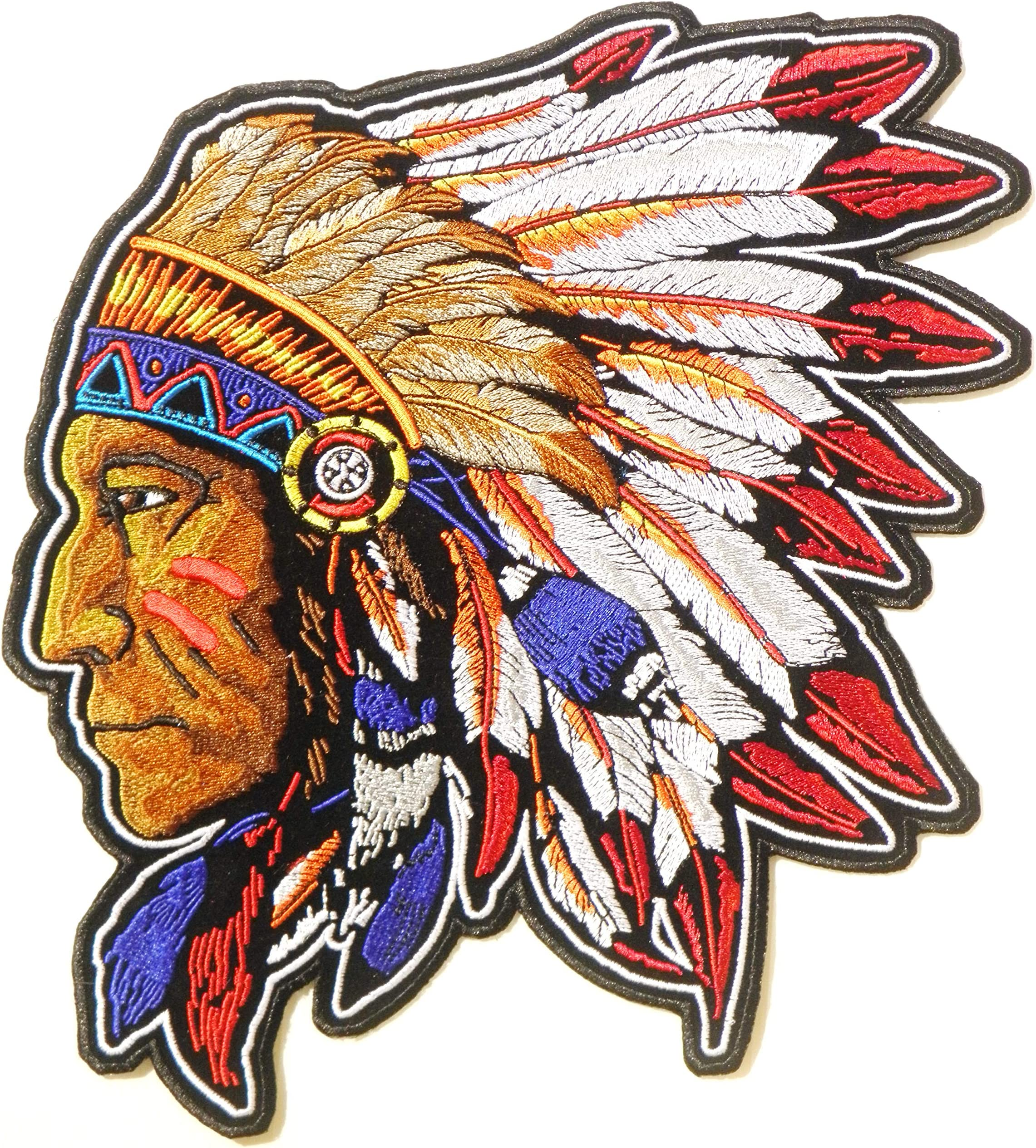 Details about  /Official Indian Motorcycles® Icon 1901 Chief Vest JACKET HAT Pin ROUND NEW!