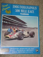 1966 Indianapolis 500 Mile Race Yearbook