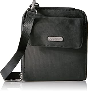 Baggallini RFID Travel Passport Crossbody Cross Body
