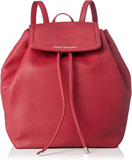 A|X Armani Exchange Womne's Backpack, royal red