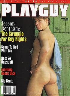 Bubble Butts l Twinks l Kink l Jeremy Bentham l Adult Gay male Interest - December, 1994 Playguy Magazine