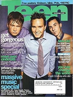 Teen Magazine (December, 2000)