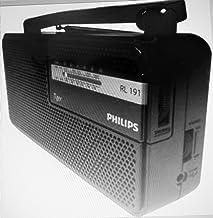 Philips RL191 Portable Radio