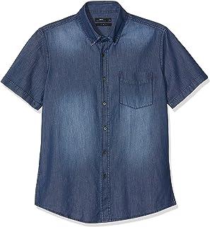 INSIDE Men's Denim Shirt
