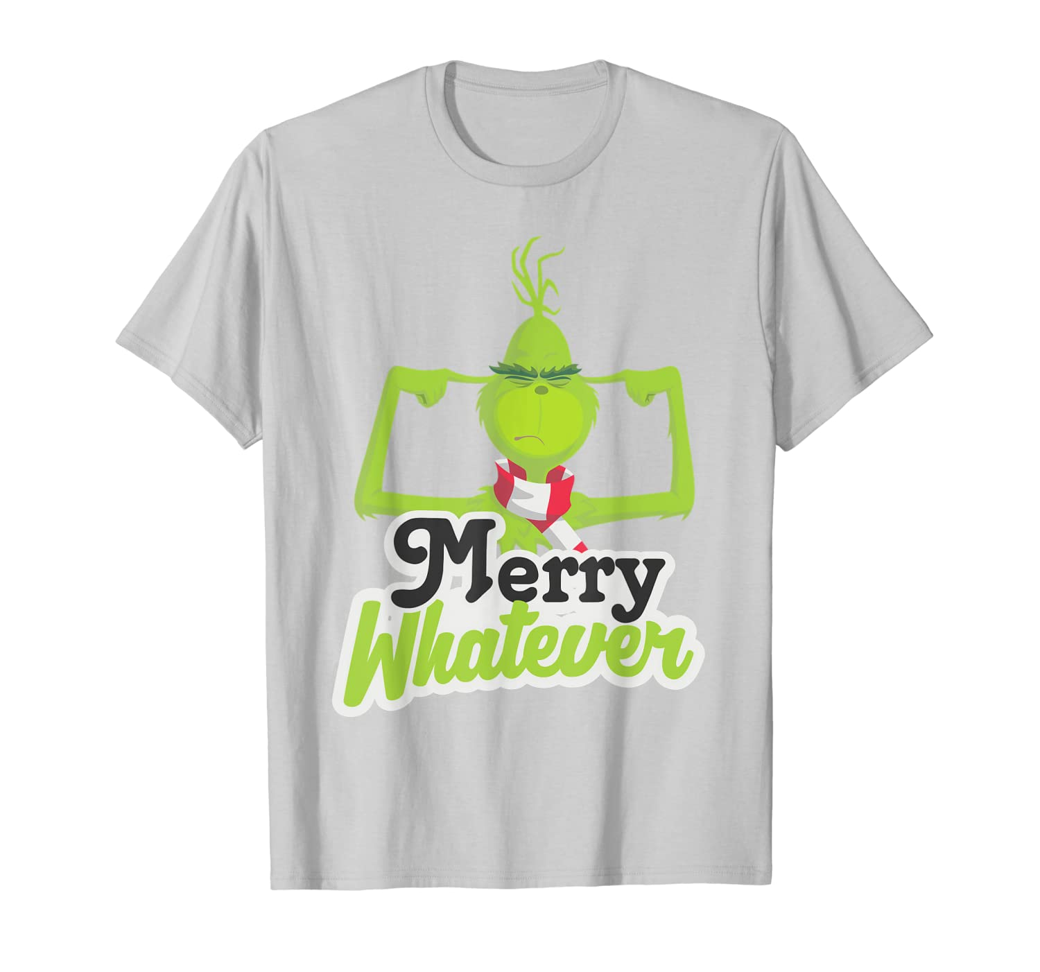 Dr.Seuss The Grinch Merry Whatever T-Shirt-ANZ