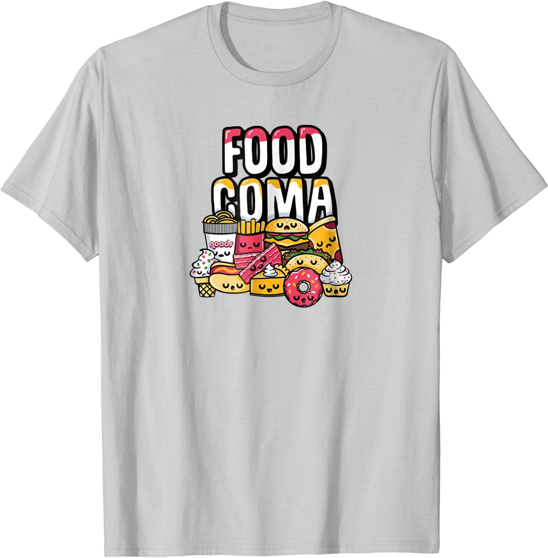 Shirt.Woot: Food Coma T-Shirt