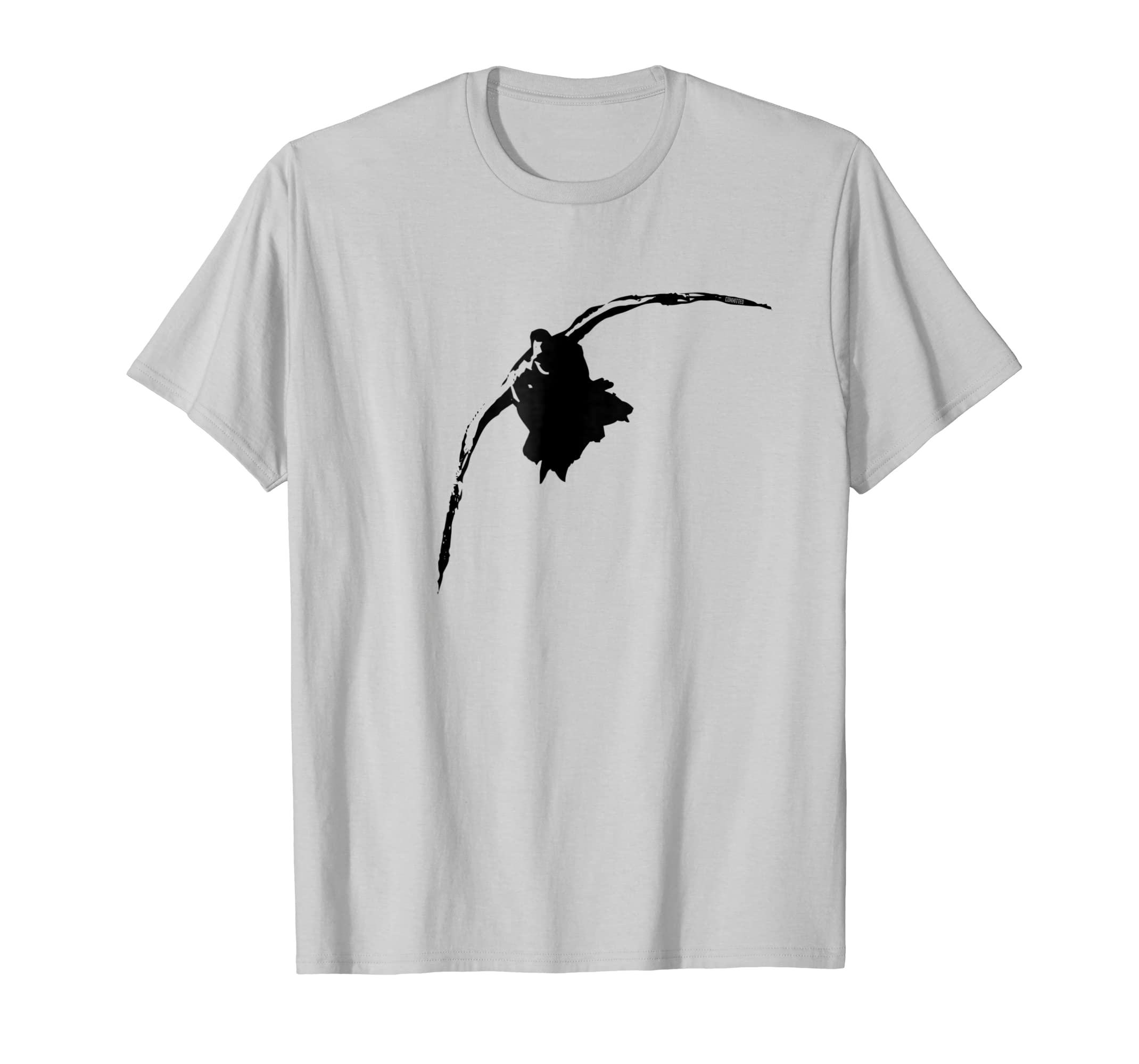 Duck Silhouette   Duck Hunting Shirt by Committed Waterfowl-azvn