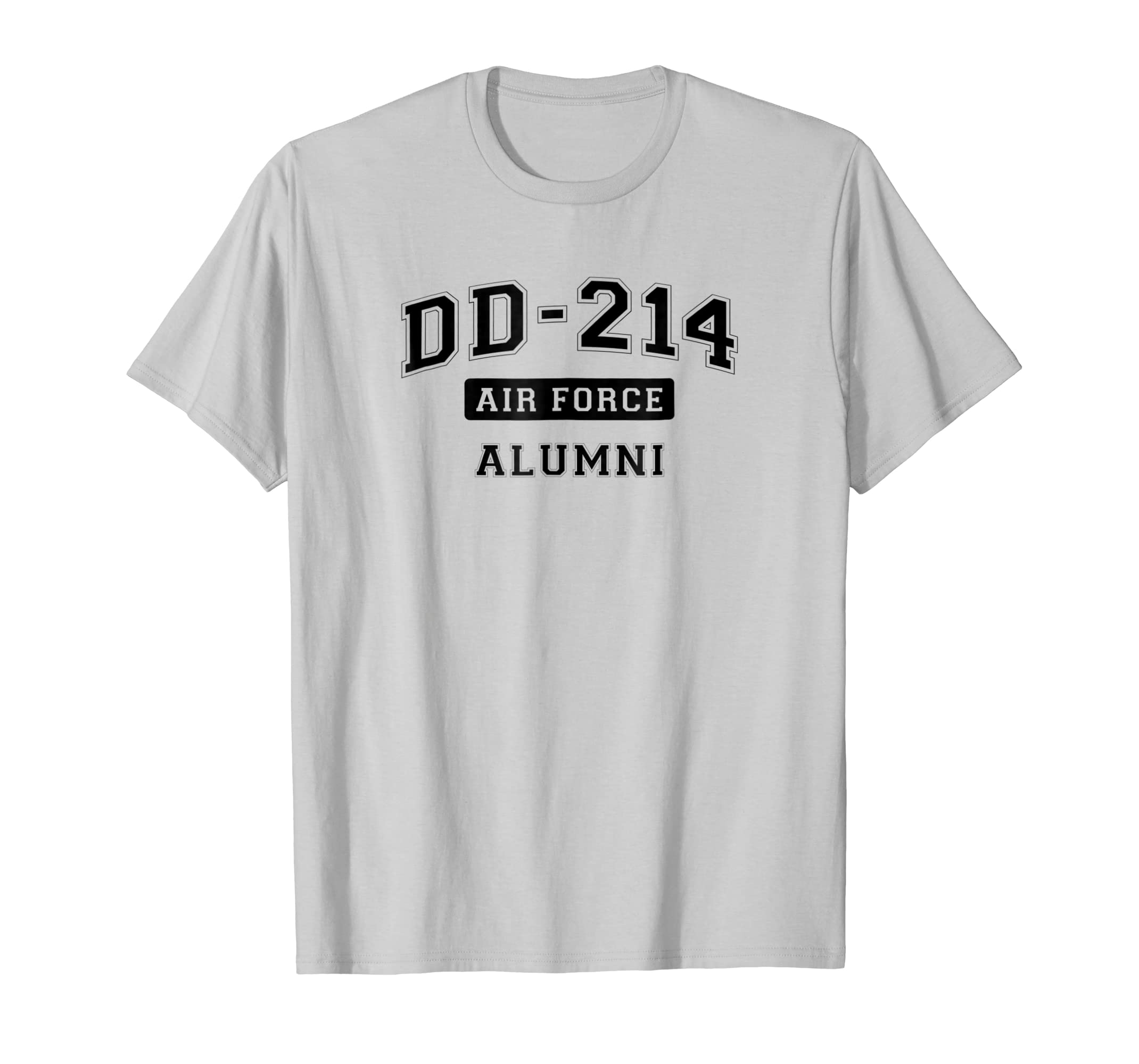 11b19d14664 Amazon.com  DD-214 USAF Alumni T-Shirt  Clothing